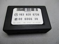 Mercedes Classe M(W163)ML 400 CDI Centralina 1638200726 Sensore Pioggia
