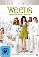 DVD WEEDS - Kleine Deals unter Nachbarn - SEASON 3 # Mary-Louise Parker ++NEU