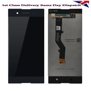 For Sony Xperia XA1 plus LCD Screen Touch Screen Digitizer Assembly Black