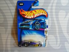 2004 HOT WHEELS ''first editions'' #086 = BRUTALISTIC = PURPLE  5sp , 0714C