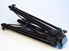 Bogen Manfrotto 3246 Black Professional Tripod Legs made in Italy Nice Shape