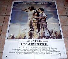 Affiche - LES SAISONS DU COEUR