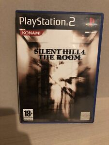 Silent Hill 4 The Room Ps2 Completo Italiano - RARISSIMO