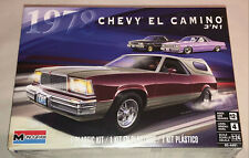 Monogram 1978 Chevy El Camino 3N1 1:24 scale model car kit 4491