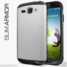Silver Armor ShockProof Tough Heavy Duty Case Cover For Samsung Galaxy J1 J100Y