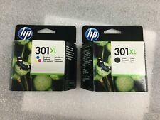 2er Set original HP Tinte HP 301XL Black CH563EE HP 301XL Color CH564EE Rechnung
