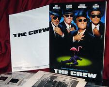 'The Crew' Press Kit - Photos /Slides - Richard Dreyfuss, Burt Reynolds - Mint