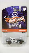 Hot Wheels 2009 Cop Rods Rodger Dodger RARE
