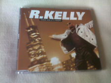 R.KELLY - THANK GOD IT'S FRIDAY - UK CD SINGLE