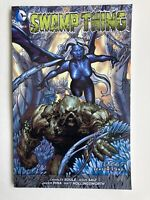 Swamp Thing Volume 7: Season's End -DC Comics New 52 Graphic Novel TPB - UNREAD!