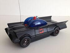 VINTAGE AHI BATMOBILE REMOTE CONTROL BATMAN SUPERHERO DC COMICS WB BATMANIA RARE