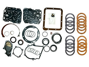 Ford Mustang Transmission Rebuild Kit C4 1964 1965 1966 1967 1968 1969 6 CYL V8