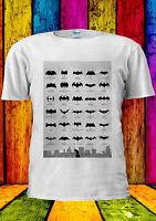 Evolution of Batman Hero Joker Comic T-shirt Vest Tank Top Men Women Unisex 330