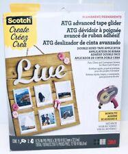 New listing Scotch Advanced Tape Glider & Tape Pink 2586