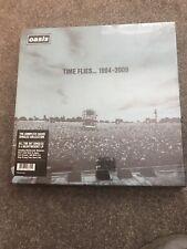 OASIS TIME FLIES ultra rare 5-Vinyl LP Box Set [Ltd Ed of only 1500] New Sealed