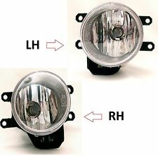 1 PAIR OE STYLE REPLACEMENT FOG LAMPS LH RH FOR COROLLA TUNDRA RX350 RX450H