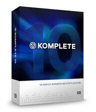 Native Instruments Pro-Audio Software, Loops & Samples für Windows