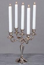 Deko-Kerzenständer & -Teelichthalter aus Messing für Stab-&Tafelkerze