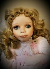 """Hamilton Collection """"Grace"""" Doll by Virginia Turner"""
