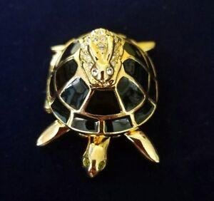 Estee Lauder-Pleasures-Turtle Endurance Compact Women's Solid Perfume-New in Box