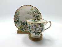 Royal Albert England Orange Blossom Tea Cup & Saucer