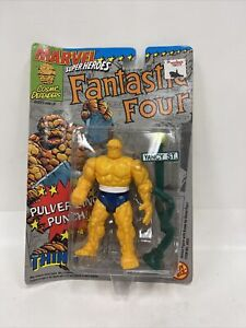 Marvel Super Heroes The Thing Action Figure - Toy Biz  NIP, VINTAGE 1992