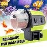 Automatico di pesce cibo alimentatore erogatore regolabile acquario serbatoio