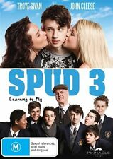 Spud 3 - Learning to Fly : NEW  DVD