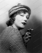 8x10 Print Gilda Gray Hatted Flapper by Edwin Bower Hesser #GG454