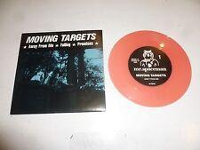 """Mover los objetivos-lejos FOM me - 1980 Australia 3-track 7"""" Single Vinilo Rosa ()"""