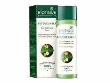 2 x Biotique Bio Cucumber Pore Tightening Toner, 120ml