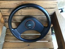 FORD SIERRA XR4i  Genuine steering wheel.  Superb condition.