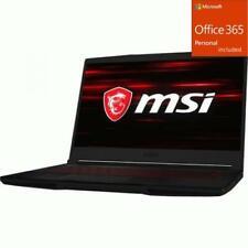 MSI GF63 Thin 15.6  Gaming Laptop Intel Core i5 8GB RAM 256GB SSD GTX 1650 Max-Q