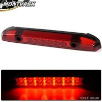 Red Lens LED Rear 3rd Third Brake Light Cargo Lamp For 2001-2004 Nissan Frontier