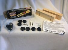 Pinewood Derby Kit 1996 Cub Scout Plus Extra Parts