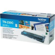 Toner Brother TN-230C TN230C Ciano originale nuovo aperto mai usato