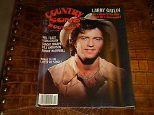 COUNTRY SONG ROUNDUP MAGAZINE MARCH 1978