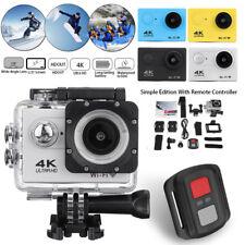 SJ9000 4K Ultra HD WiFi Sport Action DV Camera Waterproof Remote Control 2.0''