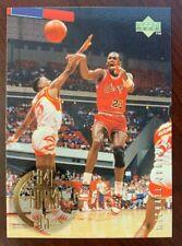1995 Upper Deck The Rookie Years Michael Jordan #137
