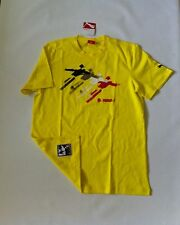 BNWT PUMA Men's Short Sleeve T-Shirt Sz XL new Yellow