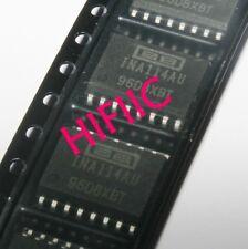1PCS INA114AU Precision INSTRUMENTATION AMPLIFIER SOP16