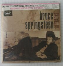 BRUCE SPRINGSTEEN - 18 Tracks JAPAN MINI LP CD NEU! MHCP-740