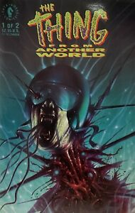 The Thing from Another World #1 // Dark Horse Comics