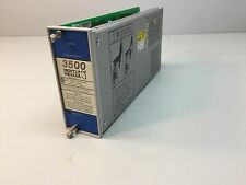 Bently Nevada 3500 Power Supply 3500/15 -01-01-01