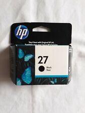 HP Inkjet Cartridge Black 21 Printer Ink Expired September 2013 NEW