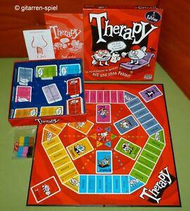 Therapy - Rote 3. Edition - Komplett 1A Top! - Psycho-Klassiker von Parker Rar!