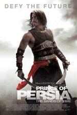 PRINCE OF PERSIA SANDS ~ ORIGINAL DEFY 27x40 MOVIE POSTER Jake Gyllenhaal DAM