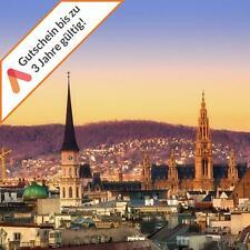 Kurzreise Wien 4 Tage für 2 Personen im Best Western Plus Hotel Sauna Gutschein