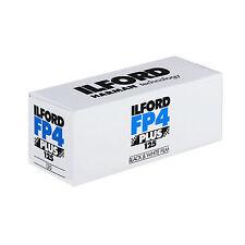 Ilford FP4 125 ISO 120 Rotolo Film Nero E Bianco Stampa Film 12 Print
