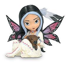 Hamilton Collection Jasmine Becket-Griffith Spirit Of Abundance Fairy And Bison